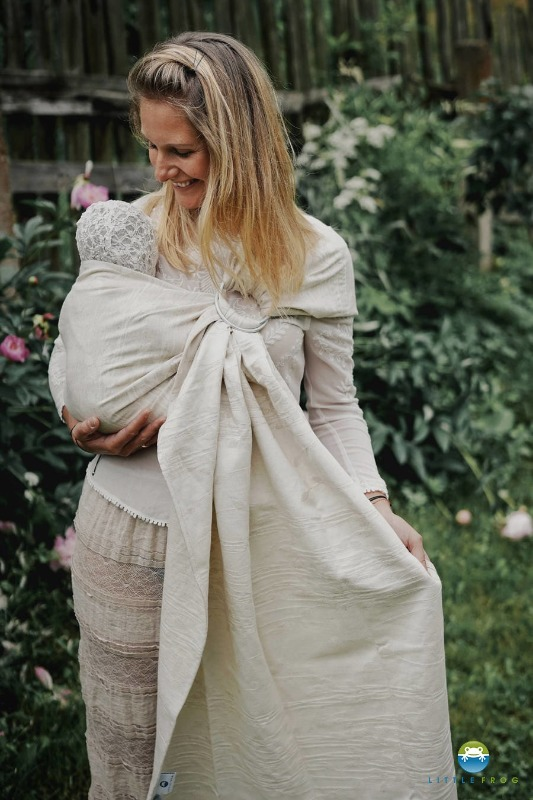little-frog-jacquard-ring-sling-summer-meadow-size-s